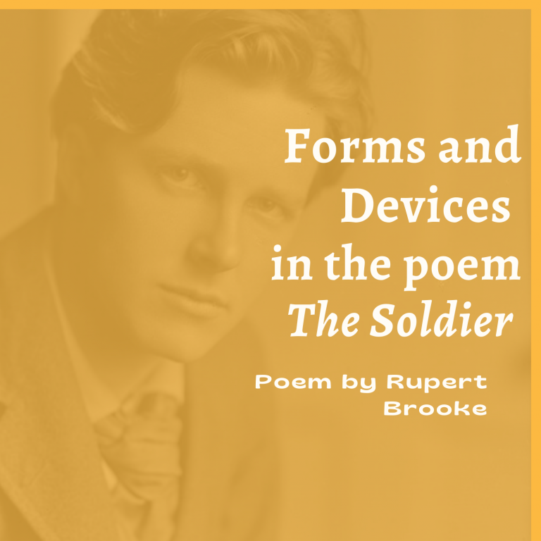 The Soldier: Forms and Devices