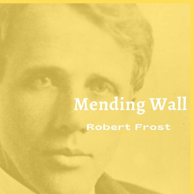 """""""Mending Wall"""" Summary and Analysis"""