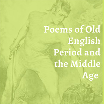 Major traits found in the poems of the Old English Period