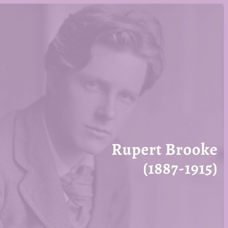Rupert Brooke: Introduction