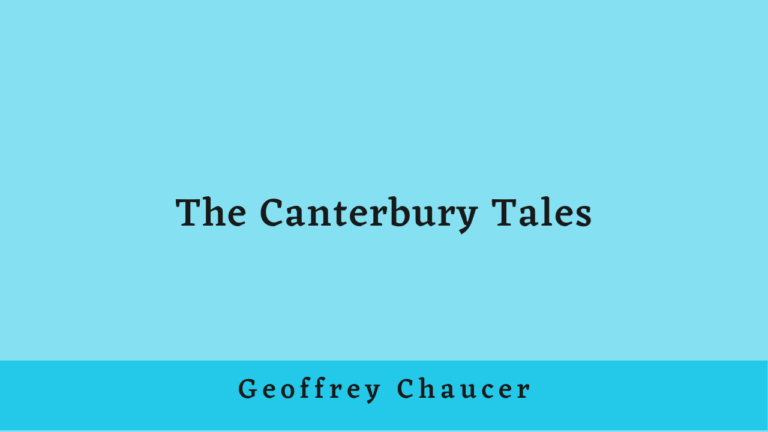 The Canterbury Tales | Introduction