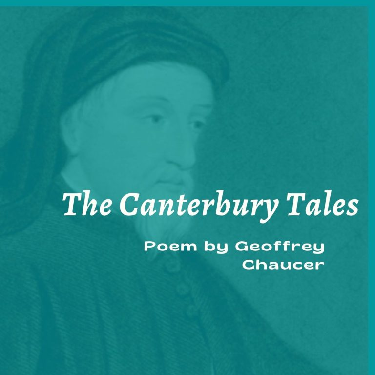 The Canterbury Tales: Introduction