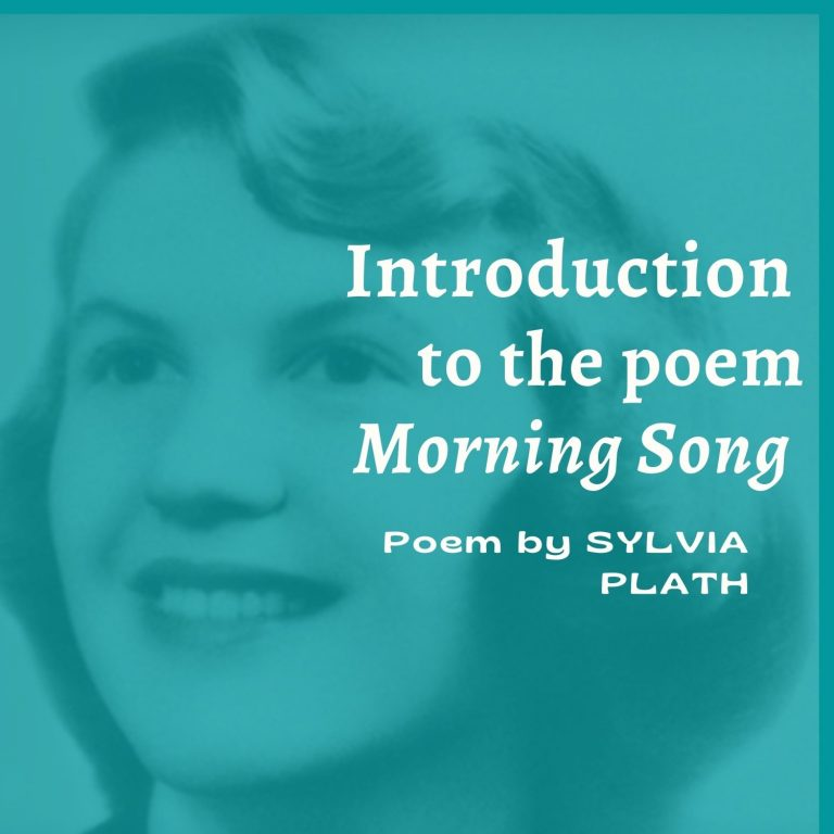 Morning Song: Introduction